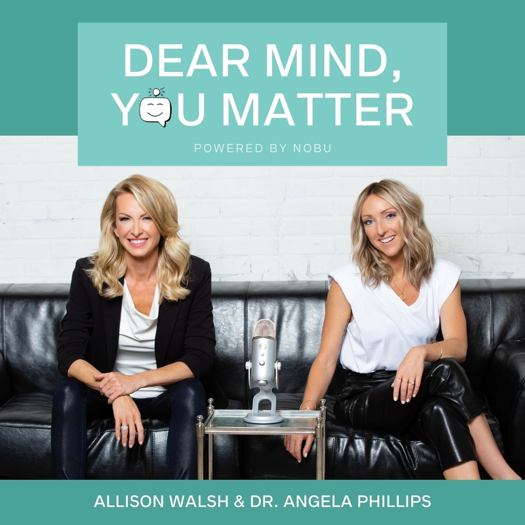 dear mind, you matter podcast cover photo